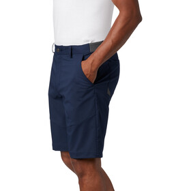 Columbia Tech Trail Shorts 8'' Homme, collegiate navy